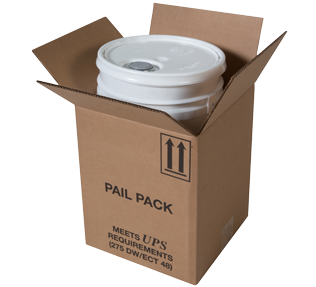 Pail Packs