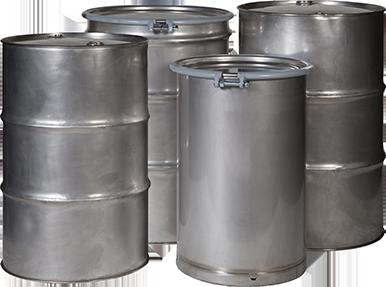 Specialty Steel Drums