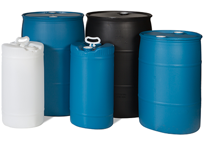 Tight Head Plastics Drums